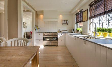 Hvilke farver skal køkkenet males i?