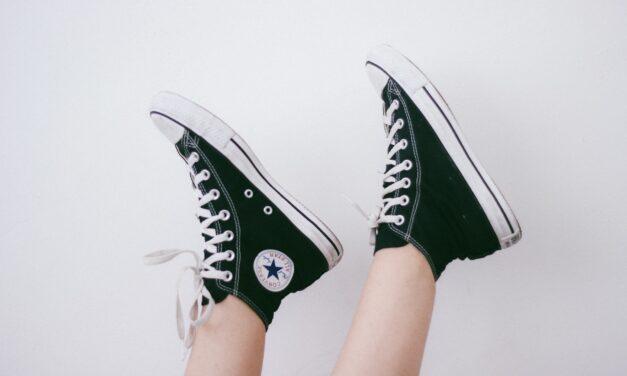 Sådan holder du dine sko rene og friske